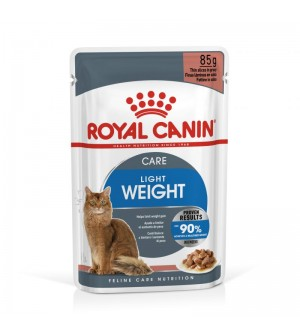 Royal Canin Light Weight in Gravy pouch