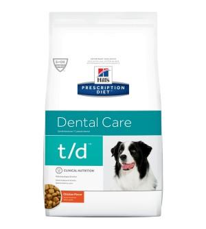 Hill's PD Canine t/d sausas maistas šunims