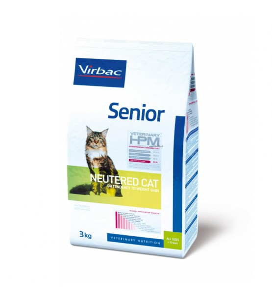 Virbac Cat Neutered Senior