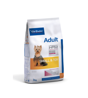 Virbac Dog Adult Small & Toy