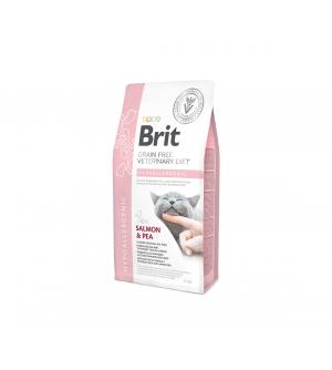 Brit GF Veterinary Diets Cat Hypoallergenic sausas maistas katėms