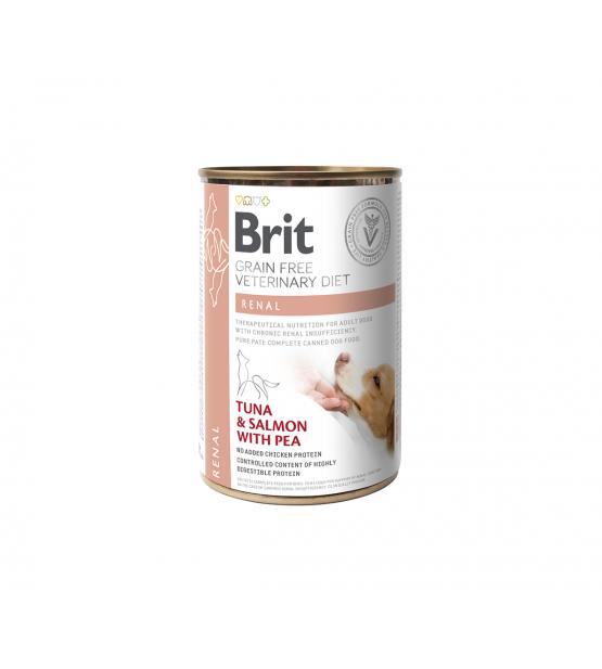 Brit GF Veterinary Diets Renal konservai šunims, 400g