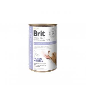 Brit GF Veterinary Diets Gastrointestinal konservai šunims, 400g