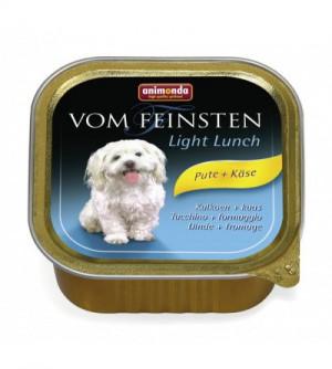 Vom Feinsten Light Lunch konservai šunims su kalakutiena ir sūriu
