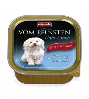 Vom Feinsten Light Lunch konservai šunims su kalakutiena ir kumpiu