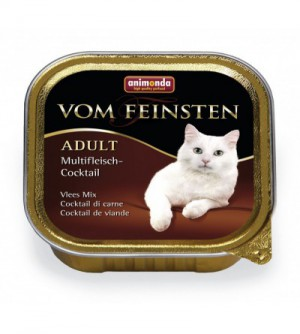 Vom Feinsten Classic konservai katėms - mėsos kokteilis