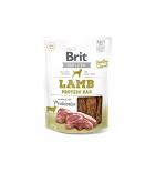 Brit Jerky Lamb Protein bar skanėstas, 80g