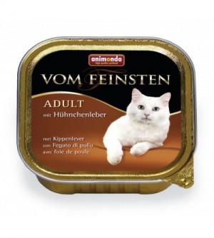 Vom Feinsten Classic konservai katėms su vištų kepenėlėmis