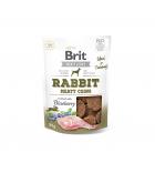 Brit Jerky Rabbit Meaty Coins skanėstas, 80g