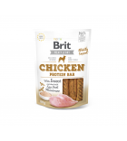 Brit Jerky Chicken Protein Bar skanėstas, 80g