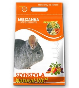 Natural-Vit Šinšiloms