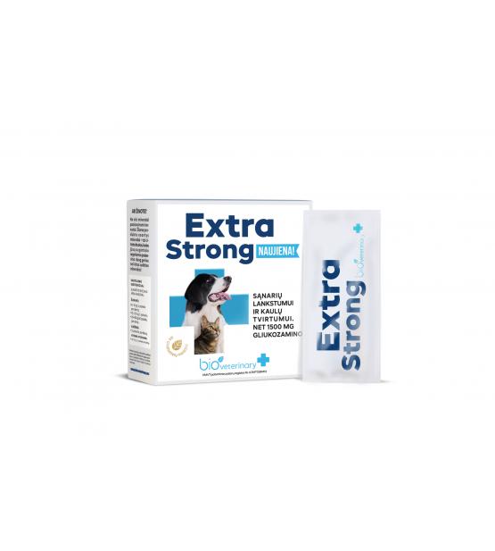 BioVeterinary Extra Strong maisto papildas augintiniams