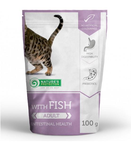 Natures Protection Intestinal Health Fish konservai katėms