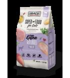 Mac's Cat Dry Kitten sausas maistas kačiukams su paukštiena