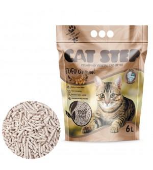Cat Step Tofu Original kraikas katėms
