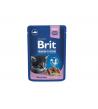 BRIT PREMIUM Cat Pouch White Fish Kitten konservai katėms 100g