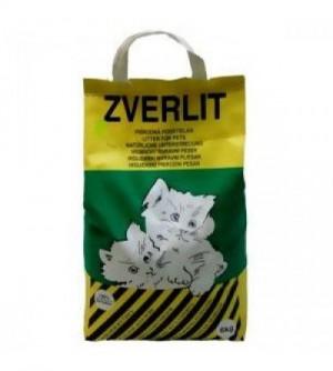 Zverlit bentonitinis kraikas katėms