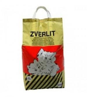 Zverlit aromatizuotas bentonitinis kraikas katėms