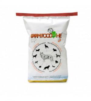 Farm Food He Salmon Oil sausas maistas šunims