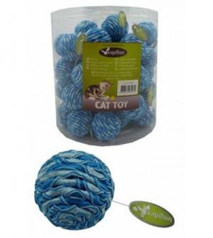 Papillon Mėlynas Žaislas Katei su Barškučiu