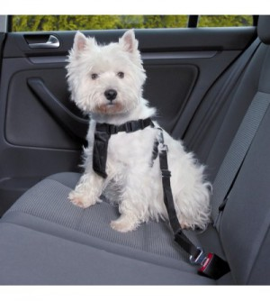 Trixie Saugos Diržas su Petnešomis Šuniui