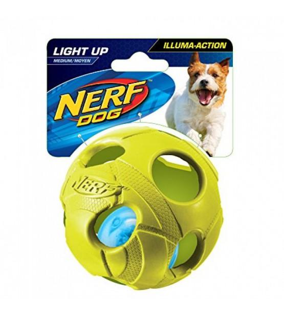 Nerf Dog mirgsintis kamuoliukas šunims