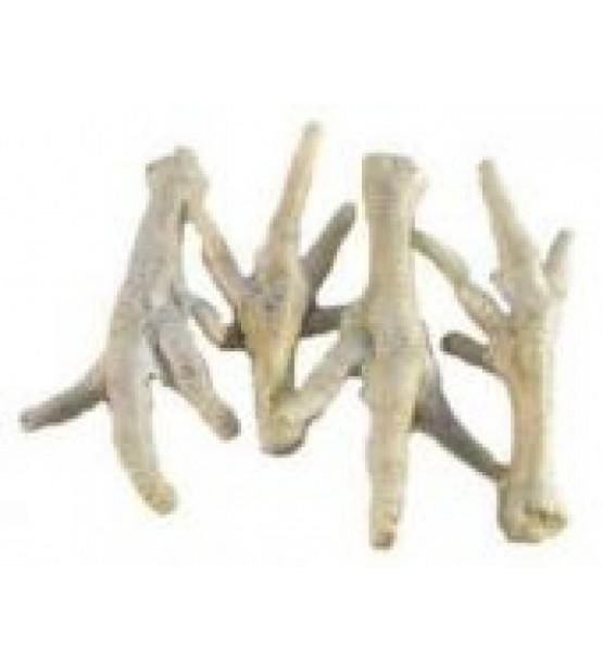 Natūralūs skanėstai Vištų Kojelės Baltos
